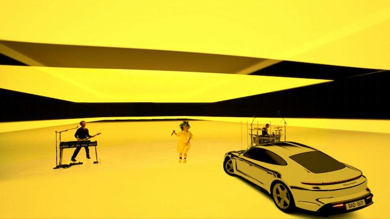 Billie Eilish Xr Car Where Do We Go Extended Reality