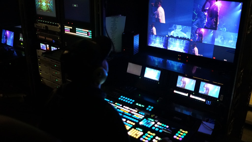 Tour production Director on Chris Brown LED Video Projection servers and lighting