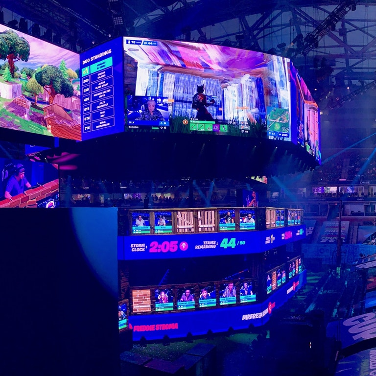 2019 Fortnite World Cup Hero 2880 X 1600