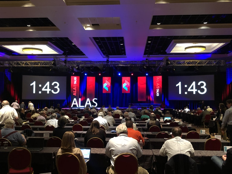 ALAS AGM General Session