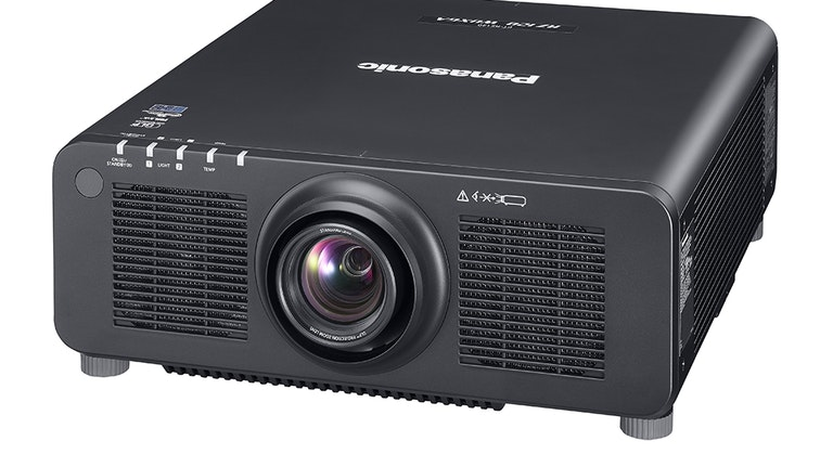 Panasonic PT-RZ120 laser projector is a 1-Chip DLP WUXGA projector that shines with lamp free projection.