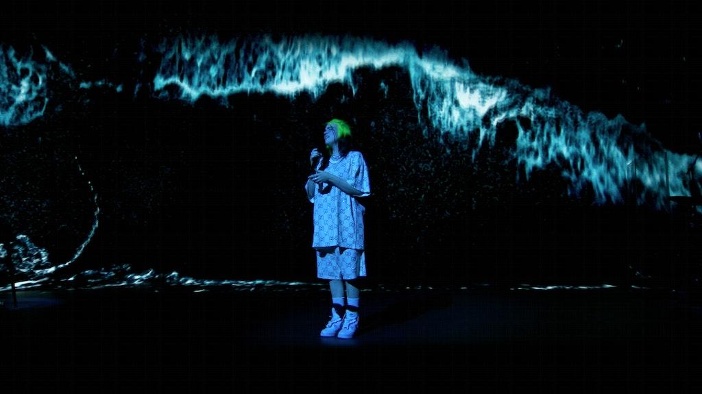 Billie Eilish Xr Ocean Where Do We Go Extended Reality