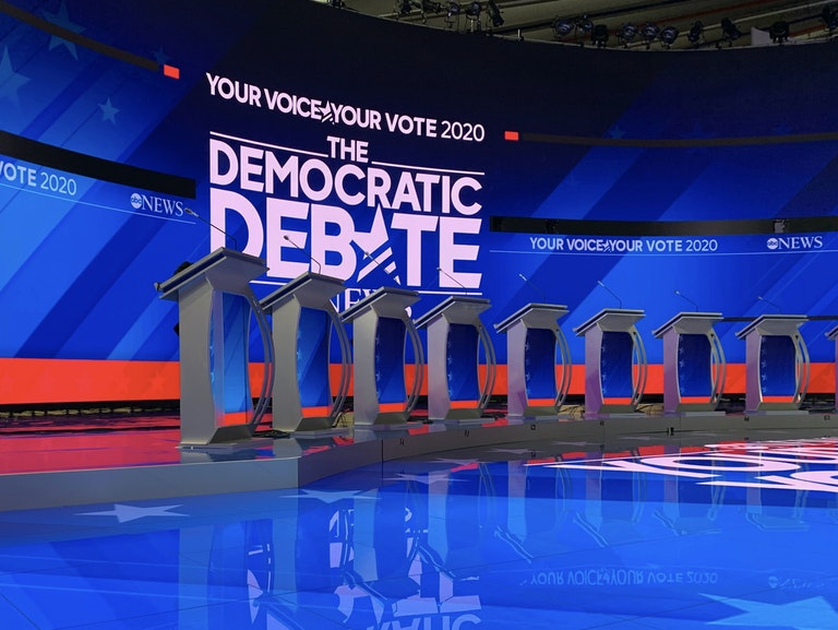 Democratic Debates Hero 2880 X 1600