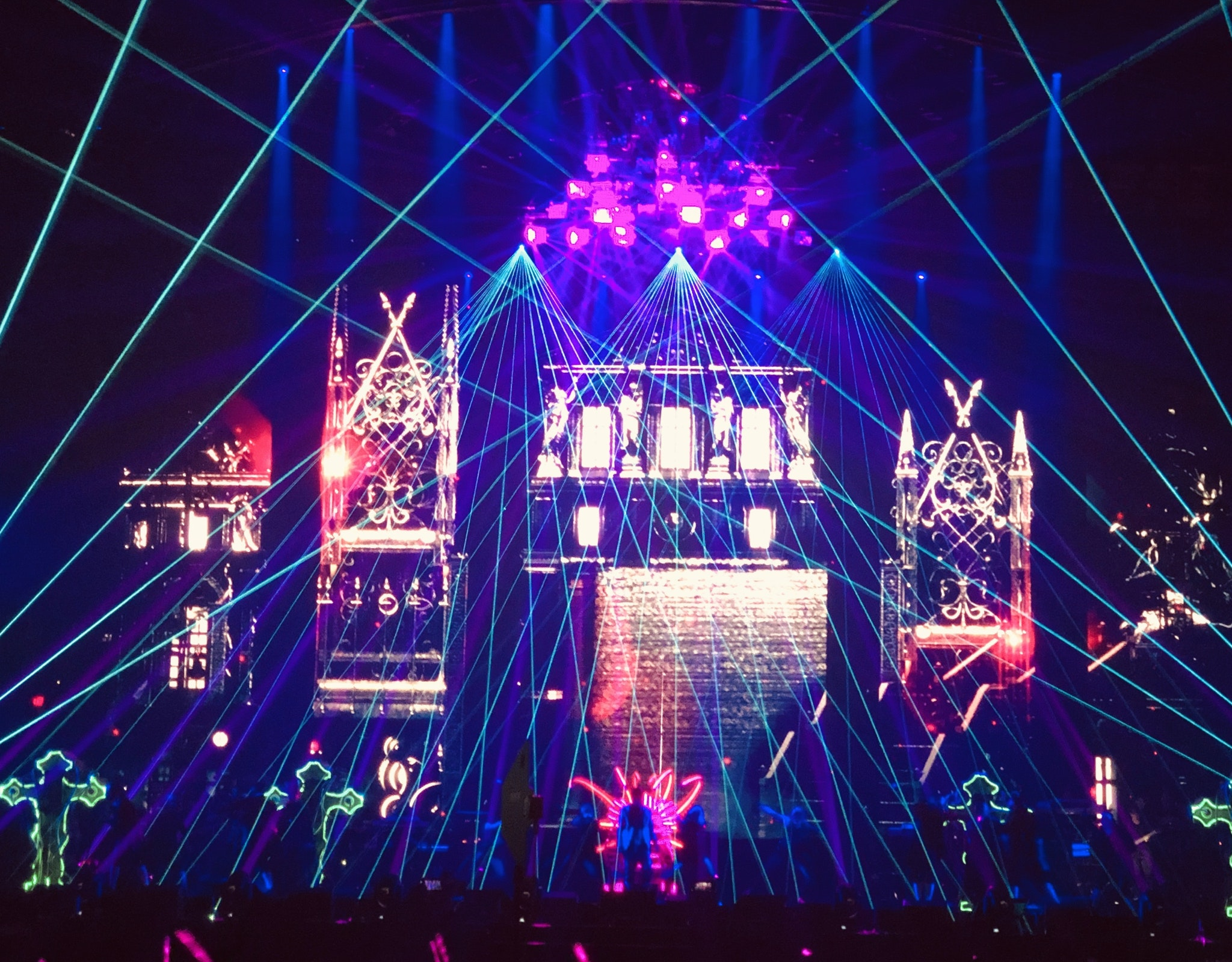 Jay Chou Live Event Production Led Servers Flypacks Hero2880x16002x