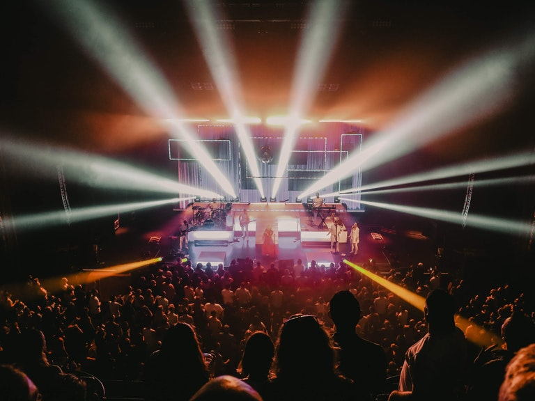 Carley Rae Jepsen Tour lighting
