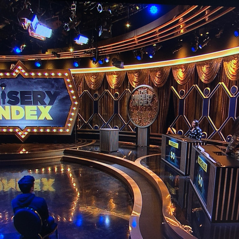 The Misery Index Tv Game Show Led Video Wall Rental From Fuse Technical Group