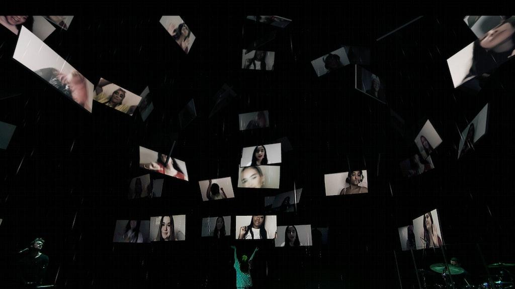 Billie Eilish Xr Fans Where Do We Go Extended Reality