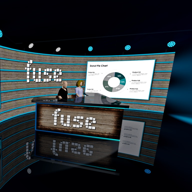 Fuse Remote Webcast Set Led For Webcasts